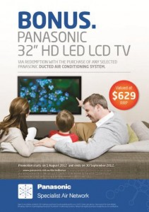Panasonic Air Conditioning Perth Diy Special