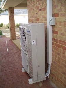 Ducted air conditioning Perth specials available summer is coming